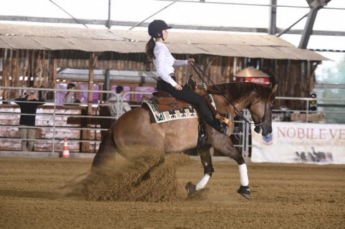 6 tappa LRHA 2019 - MIRALLI ALICE & JM WALLA BIG STAR score 69,5